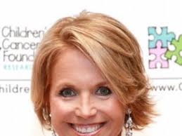 hairstyles of katie couric beautiful photo of katie couric sassy short haircuts for women
