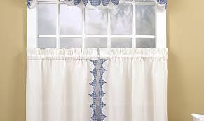 curtains alluring modern kitchen valance curtains graceful