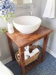 ikea bekvam ikea hack bathroom vanity with bekvam kitchen cart the handy