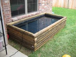 landscape timbers ideas how to build a small pad with landscape
