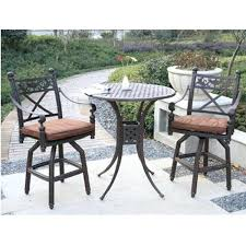 Patio Bar Height Table And Chairs Outdoor Bar Patio Set Balcony Bar Table Amazing Outdoor Bar Height