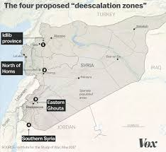 Syria On The Map by Russia Has A Plan For Winding Down Syria U0027s War Too Bad Both Sides