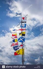 Us Navy Signal Flags International Maritime Signal Flags Stock Photos U0026 International