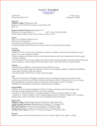 Sample Resume Objective For College Student The Incredible Resume For Freshman College Student Resume Format Web