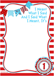 dr seuss birthday invitations blank cat in the hat template with free printable dr seuss birthday