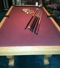 Professional Pool Table Size by Buy Professional Slate Pool Table Regulation Size 9ft With All