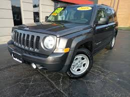 jeep patriot suspension used 2015 jeep patriot sport in lansing