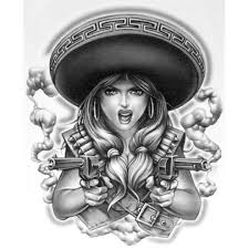 11 mexican charra tattoo designs