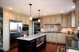 Two Color Kitchen Cabinet Ideas Different Color Kitchen Cabinets Kenangorgun