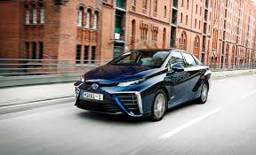 future toyota stack to the future toyota mirai first drive car december 2015
