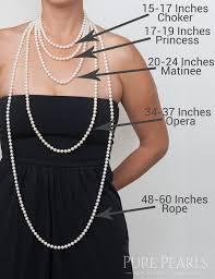 necklace lengths picture images Pearl necklace lengths la necklace jpg