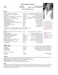 resume good example examples of good resumes that get jobs best
