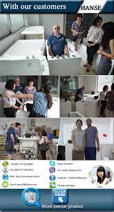 hs b1106b small corner bath combo walk in bathtub with shower