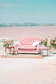 Outdoor Furniture In Spain - elopement at la laguna rosa in spain pink wedding 100 layer cake