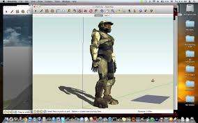mac sketch up tutorial 1 halo master chief time youtube