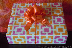 custom gift wrapping paper how to stencil gift wrapping paper gift wrapping paper custom
