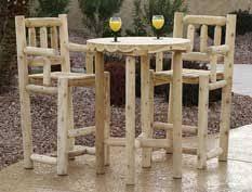 aspen lodge log bar stool wet bar pinterest stools bar