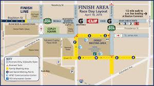 Boston Marathon Course Map by Boston Marathon 2016 5 Things To Know