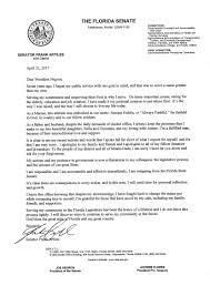 frank artiles resigns from senate florida politics