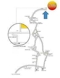 acuaverde resort map directions enjoy your stay