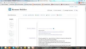 linkedin resume builder review resume for your job application
