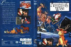 christmas annabelle s wish annabelles wish cover dvd annabelle wish dvd annabelle s wish