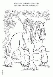 brave elsa picture coloring pages drawing coloring kids