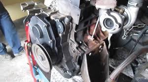 deutz engine demo bf4m 1011f 4 cyl youtube