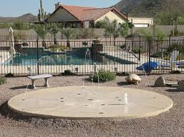 splash pads a water park in your back yard