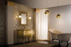 gold bathroom ideas trendy bathroom designs in gold gold interior bathroom designs