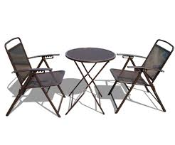 Black Patio Chairs Metal Amazon Com Strong Camel Bistro Set Patio Set Table And Chairs