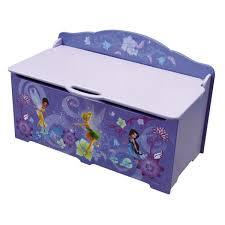 chambre fee clochette coffre à jouets fée clochette disney fairies grand modèle chambre