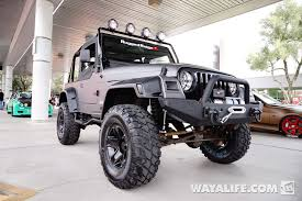 2013 sema rugged ridge jeep tj wrangler