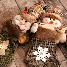 bear decorations for home personalized small christmas stocking filler kids christmas gift