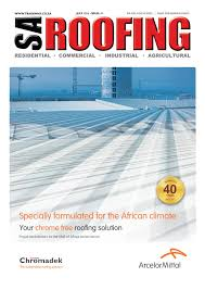 Dynamic Roofing Concepts by Sa Roofing July 2016 Issue 81 By Trademax Publications Issuu