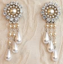and pearl chandelier earrings walpaper pearl chandelier earrings design that will make you