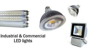 report explores the industrial and commercial led lighting market