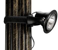 Solar String Lights For Gazebo by Paradise Gl23143 Plastic Solar Powered Led Gazebo Light With
