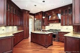Cherry Kitchen Cabinet Doors Cherry Wood Kitchen Cabinets Or Medium Size Of Modern Kitchen