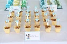 kara u0027s party ideas baby mickey birthday party ideas