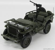 black military jeep norev 189011 scale 1 18 jeep willys mb usa army 1942 military green