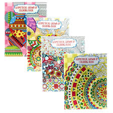 colouring book collection livingdeal