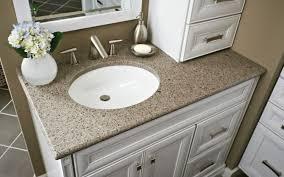 Undermount Rectangular Vanity Sinks Vanity Top With Denova Vitreous China Undermount Oval Sink And