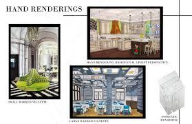 interior design portfolio examples for university luxury home