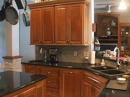 clear coat for cabinets natural finish cherry kitchen cabinets trendyexaminer