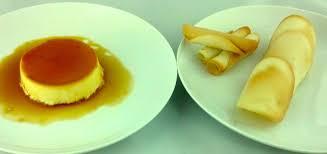 flan crème caramel crème renversée crème brulée caramel