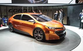 toyota arabalar toyota corolla furia concept first look motor trend