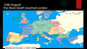Black Death Map The Plague Why You Should Be Concerned Youtube