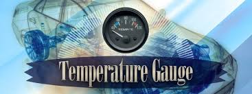 temperature gauge how it works