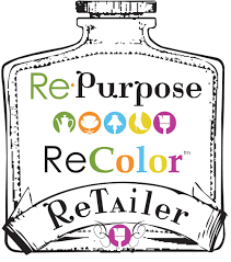 repurpose recolor paint u0026 stain u2014 behind the moon antiques